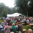 Picknick im Park im Stadtpark Uerdingen